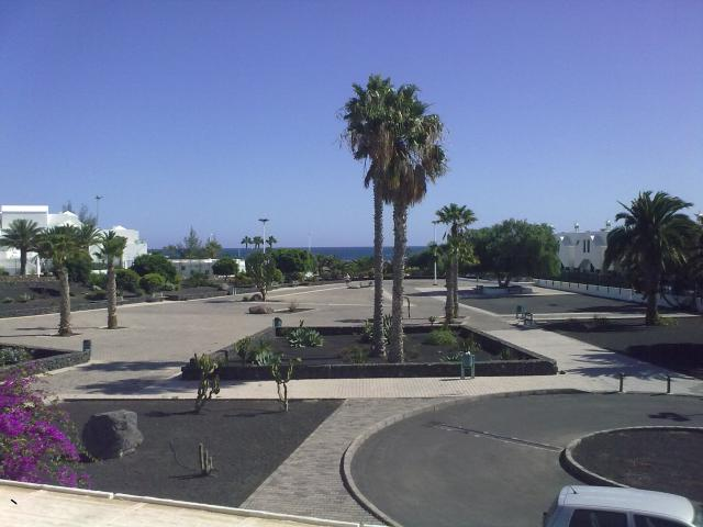 View - Playa Park Apartment, Puerto del Carmen, Lanzarote